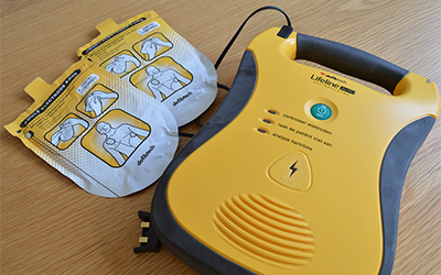 AED & CPR